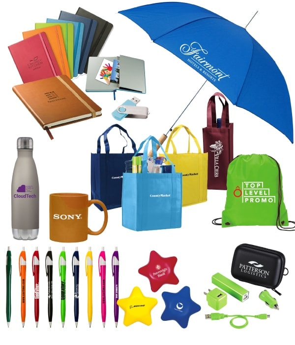 promotional items collection