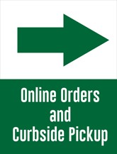 Online Orders and Curbside Pickup