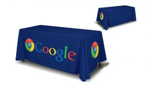 6ft Full Color Table Cover
